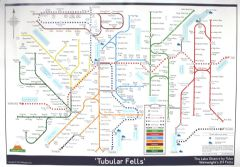 Tubular Fells Map